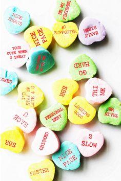 Candy Hearts Screen Saver - TRIX GEAR