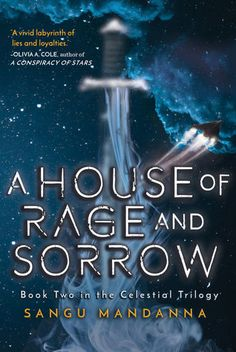 %Read [ePUB] A House of Rage and Sorrow (The Celestial Trilogy, By Sangu Mandanna books Free Books, Good Books, Books To Read, What Really Happened, Past Life, Fantasy Books, Book 1, Pdf Book, Rage