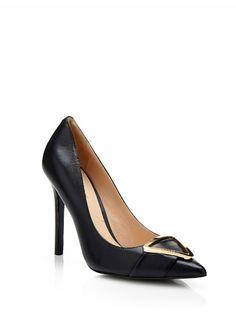 Burlana Nappa Decollete' Shoe