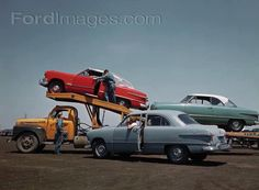 Vintage www.TravisBarlow.com Insurance for towing and auto transporters for over 30 Years