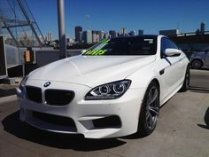 2013 Bmw M6 Base M6 2dr Coupe Coupe 2 Doors White for sale in San francisco, CA Source: http://www.usedcarsgroup.com/used-bmw-for-sale-in-san_francisco-ca