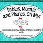 Included in this 43 page download are 5 days of explicit common core aligned plans for the book How People Learned to Fly by Fran Hodgkins.  Five d...