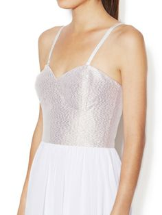 Anabel Sweetheart Dress by Erin Fetherston at Gilt