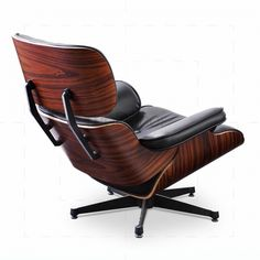Eames Lounge Chair And Ottoman   Reproduction