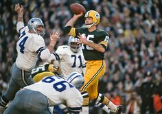 Bart Starr, Green Bay Packers