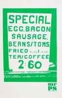 Big Breakfast (green)