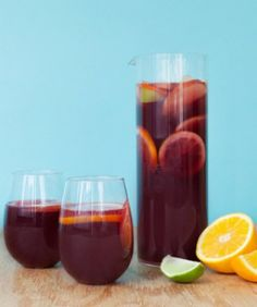 Sangria: The Ultimate Summer Cocktail and my fave recipe! Happy Cinqo de Mayo #CinqodeMayo