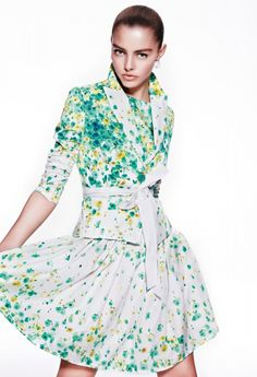 Blugirl Spring-Summer 2013 Main Collection