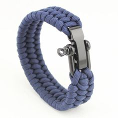 Charm Bracelets Bracelets & Bangles Provided Tangyin 2018 New Fashion Survival Rope Chain Multilayer Anchor Charm Bracelets And Bangles Men Women Gift Sport Hooks Navy Style Superior Materials