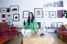 Aurora Lopez Mejia, Jewelry Designer of symbolic empowering talismans
