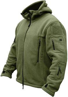 ZOGAA Brand new Military Men Fleece Tactical Jacket overcoat Men Outdoor Polartec Thermal Windbreaker mens jackets and coats. Tactical Wear, Tactical Jacket, Tactical Clothing, Men's Clothing, Tactical Gloves, Tactical Uniforms, Safety Clothing, Running Clothing, Outdoor Clothing