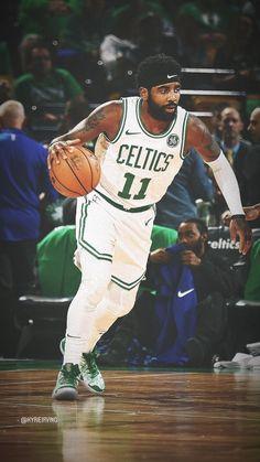 Basketball Is Life, Basketball Skills, Sports Basketball, Kyrie Irving Celtics, Baskets, Nba Live, Nba Wallpapers, Boston Sports, Nba Stars