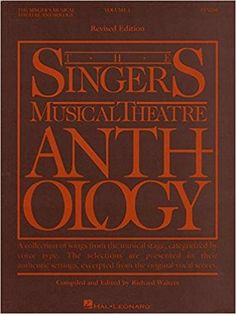 Hal Leonard The Singer's Musical Theatre Anthology Baritone/Bass 16 Bar Audition Voice Type, Show Boat, I Will Remember You, Strange Music, Old Farmers Almanac, 100 Songs, Book Folding Patterns, Famous Books, Poem Quotes
