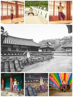 Temple Stay in Magoksa, Korea. 2 days, 1 night. Alla Ponomareva Photography