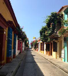 Cartagena de Indias. La ciudad que enamora. #Colombia #Cartagena