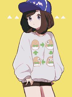 Pokemon Mew, Pikachu, Pokemon Fan Art, Cute Pokemon, Otaku, Pokemon People, Pokemon Special, Fanart, Dibujos Cute