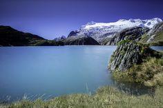 Robiei and its lakes at the foot of the Basodino glacier! The most majestic and important of the Ticino glaciers.   Foto: Alessio Pizzicannella