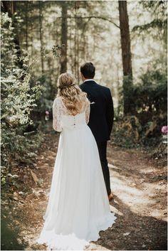 Washington Forest Wedding – India Earl Photography