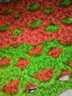 Reversible Blanket, I'm working on