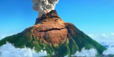 "A volcano just killed us with cuteness. Pixar's newest short film, ""Lava,"" about a lonely volcano in the midst of a million-year search for someone to ""lava,"" is the most charming volcano love story we've seen since -- wel..."