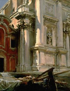 Watercolor // John Singer Sargent