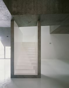 Image 4 of 23 from gallery of Casa dos Cubos / EMBAIXADA arquitectura. Courtesy of embaixada arquitectura Concrete Architecture, Architecture Details, Interior Architecture, Building Architecture, Interior Stairs, Interior And Exterior, Interior Design, Modern Interior, Stair Steps