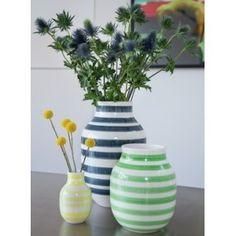 Kahler vases.