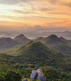 Bukit  Cumbri , Wonogiri    jawatengah