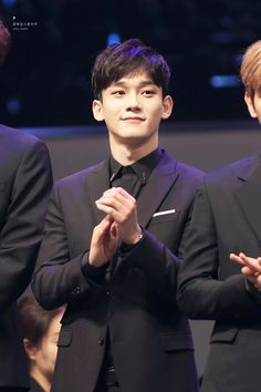 170216 CHEN - EDAILY CULTURE AWARDS #EXO