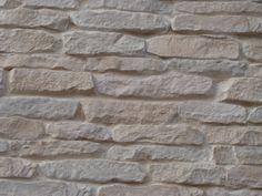 Plaquettes de parement en pierre reconstituée; imitations pierres maçonnées Pierre Decorative, Extension, Facade, Flooring, Home Decor, Garden, Bricks, Walls, Decoration Home