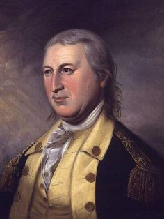 Horatio Gates, born July 26, 1727, was a Revolutionary War Continental General. In 1776, the Continental Congress commissioned Gates a Brigadier General and the first Adjutant General for the Army. He commanded the Northern Department and at the Battle of Saratoga, he forced British General John Burgoyne to surrender his whole army on October 17, 1777. He took command of the Army of South and was defeated by British General Cornwallis at Camden, South Carolina , August 1780. American Revolutionary War, American War, Early American, American History, Gates, Colonial America, War Of 1812, National Portrait Gallery, Declaration Of Independence