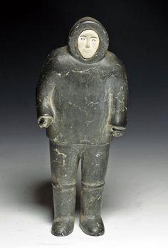 soapstone inuit art old women - Google Search