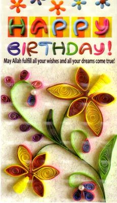 Send Birthday Card 2 Folder To Chittagong