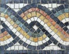 99 best Mosaic Borders images on Easy Mosaic, Mosaic Tray, Wood Mosaic, Stone Mosaic, Mosaic Glass, Mosaic Tiles, Mosaics, Mirror Mosaic, Mosaic Designs