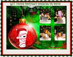 Merry Christmas!  Shop for everyone on your list at www.zebramommy.com