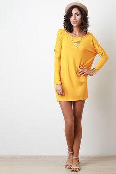 Robe jaune maje cape