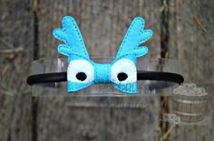 Dragon Toy Inspired Bow - Bobbin For Appliques