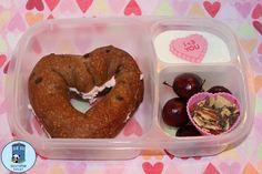 Bento for Kidlet: Happy Valentine's Day 2014!