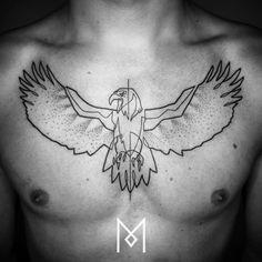 Mo Ganji, artiste tatoueur