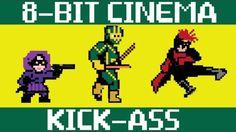 Kick-Ass Still Kicks Ass In 8-Bit