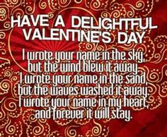 alone valentines day sms