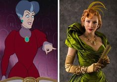 """Cate Blanchett as the Stepmother in """"Cinderella Blanchett played the evil stepmother in the 2015 live-action remake of """"Cinderella."""""""