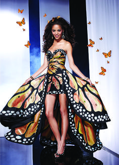 Panoply Butterfly Style 14584 from House of Wu. #panoply #butterfly