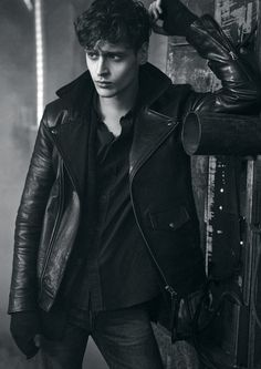 Matthijs Meel for Tiger of Sweden Jeans (Fall-Winter 2014/2015)