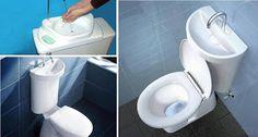 Bellart Atelier: Reaproveitamento da água da pia...