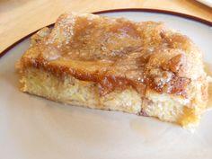 Good Morning French Toast Bake, breakfast for dinner!!