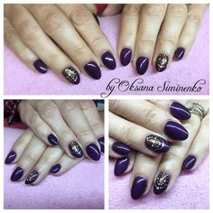 Gel nails extensions for Ilona