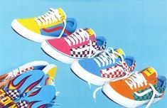 Here Is The Newest Golf Wang x Vans Collection
