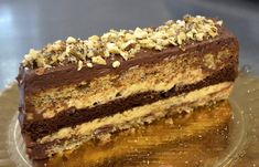 Pastry Recipes, Cooking Recipes, Romanian Desserts, Dessert Cake Recipes, Tasty, Yummy Food, Something Sweet, Chocolate Desserts, Sweet Treats