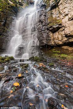 Swallet Hole waterfall...